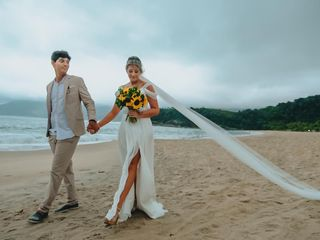 O casamento de Juliana e Kleyton