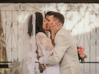 O casamento de Nathalia e Ronei
