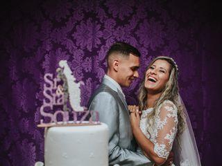 O casamento de Rafaela e Lucas