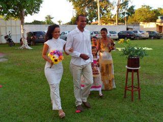 O casamento de Gláucia e Adonias
