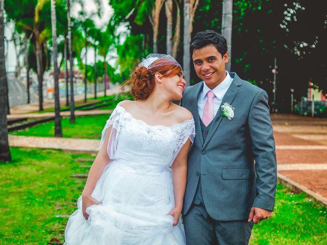 O casamento de Cassia e Caio