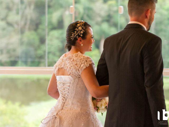 O casamento de Rafael e Débora em Colônia Murici, Paraná 1