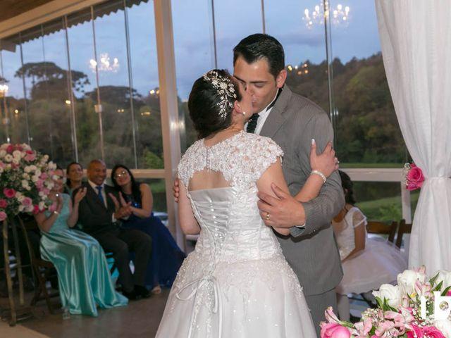 O casamento de Rafael e Débora em Colônia Murici, Paraná 4