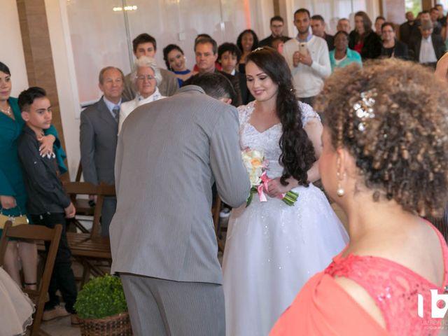 O casamento de Rafael e Débora em Colônia Murici, Paraná 10
