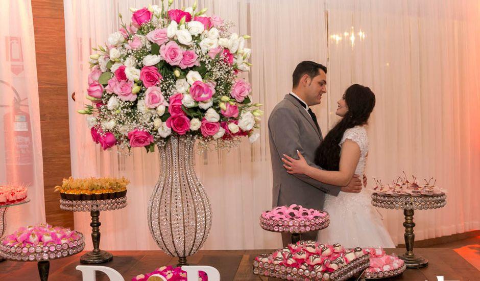 O casamento de Rafael e Débora em Colônia Murici, Paraná