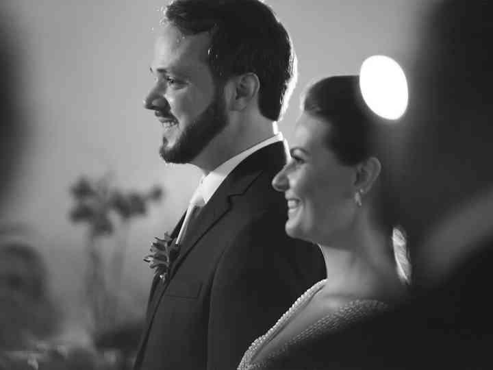 O casamento de Viviam e Guilherme