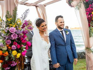 O casamento de Raquel e Paulo Cesar