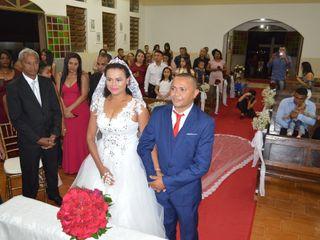 O casamento de Sheila  e Ildo 1