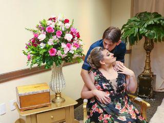 O casamento de Joice Brachtvogel Gobbi e Afonso Gobbi Junior