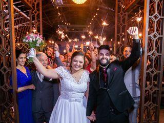 O casamento de Beatriz e Alex