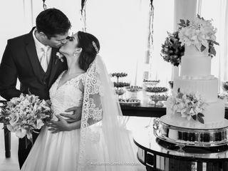 O casamento de Lara e Thiago