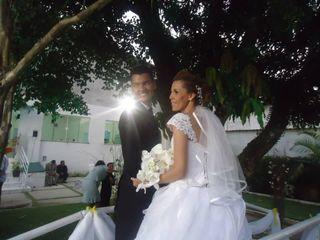 O casamento de Simone e Thiago