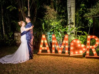 O casamento de Gabriela e Alexandre