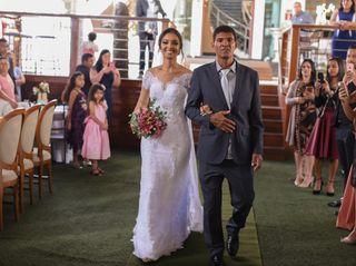 O casamento de Poliana e Daniel 3