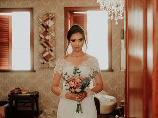 O casamento de Poliana e Daniel