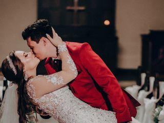 O casamento de Lailla e Luan