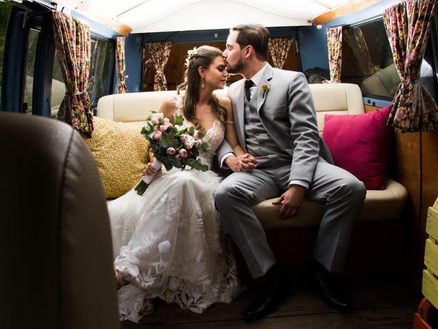 O casamento de Paula e André