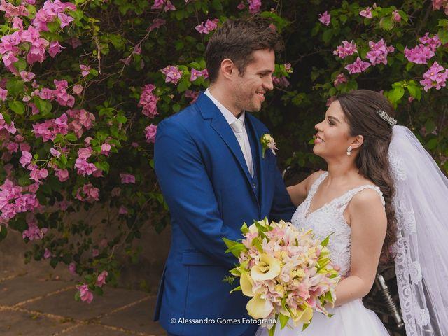 O casamento de Thiago e Lara em Teresina, Piauí 5