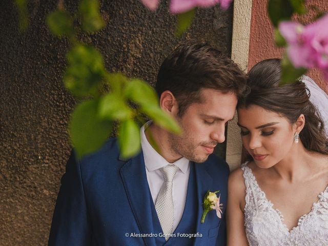 O casamento de Thiago e Lara em Teresina, Piauí 8