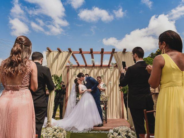 O casamento de Thiago e Lara em Teresina, Piauí 1