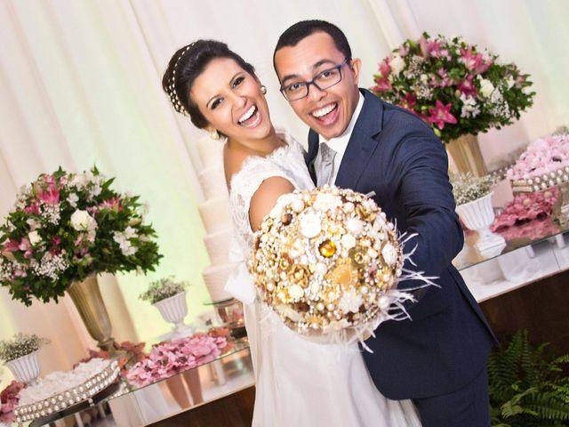 O casamento de Nayanna e Lucas