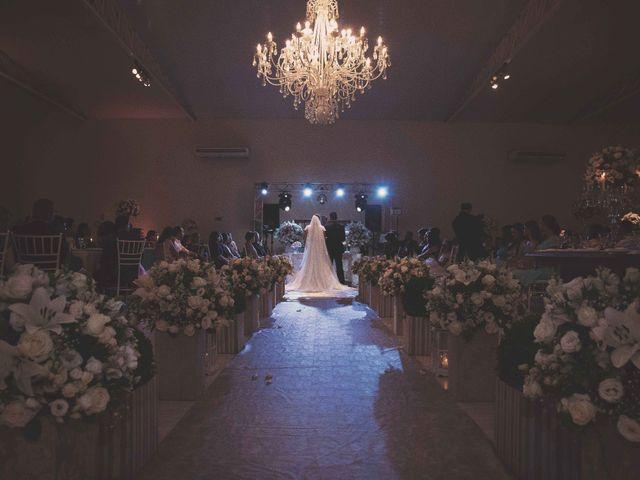 O casamento de Amanda e Maurício