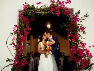O casamento de Carla e Piotr