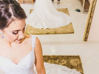 O casamento de Priscila e Felipe Miguel 1