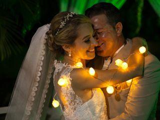 O casamento de Renata e Erli