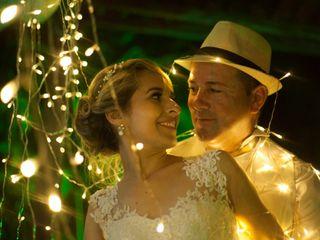 O casamento de Renata e Erli 2