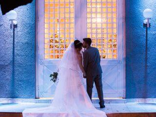 O casamento de Erika e Eduardo 1