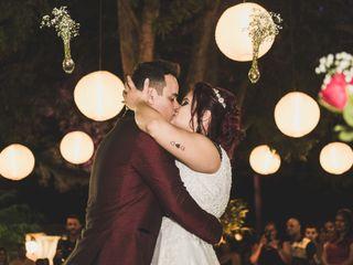 O casamento de Jamile e Tiago