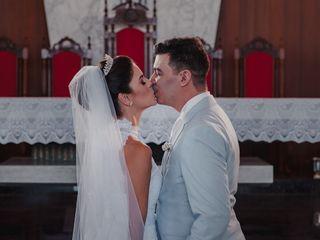 O casamento de Eloyna e Italo