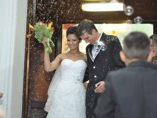 O casamento de Jessica Borges e Wagner Borne 1
