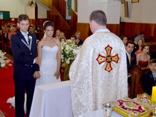 O casamento de Jessica Borges e Wagner Borne 3