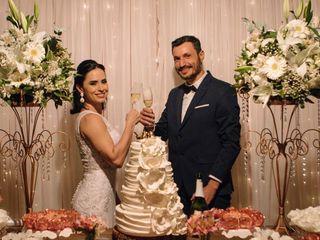O casamento de Juliana e Celso