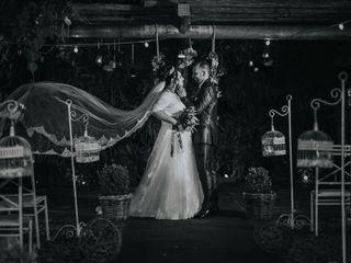O casamento de Letícia e Fábio
