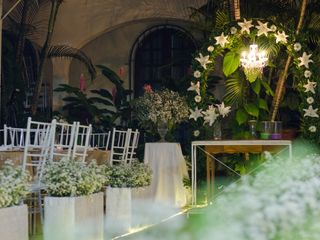 O casamento de Mikaella e Vanderley 1