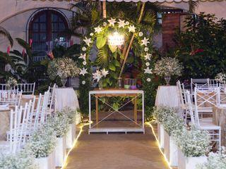 O casamento de Mikaella e Vanderley 3