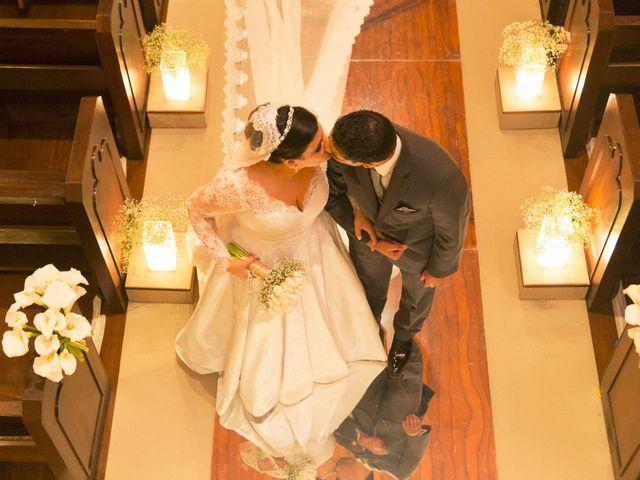 O casamento de Tuani e Josué