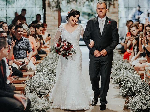 O casamento de Nayara e Lorran