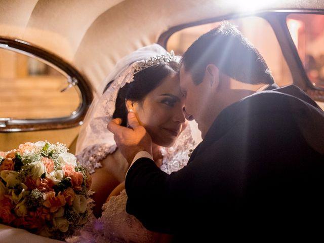O casamento de Angelica e Rafael