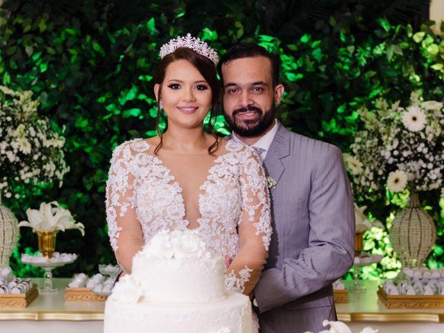 O casamento de Mikaella e Vanderley