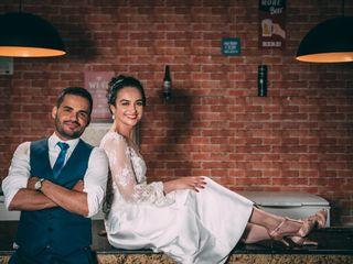 O casamento de Aline e Carlos 3