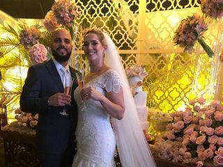O casamento de Camilla e Flávio