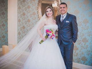 O casamento de Keydiane e Diego