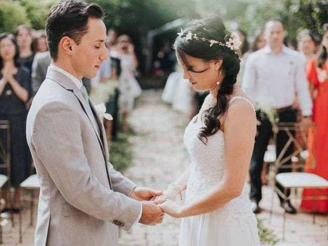 O casamento de Susana e Roger