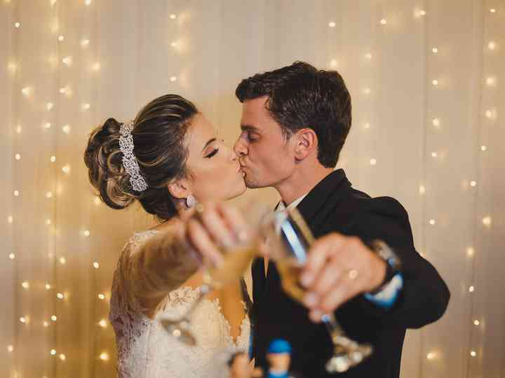 O casamento de Anna e Alex
