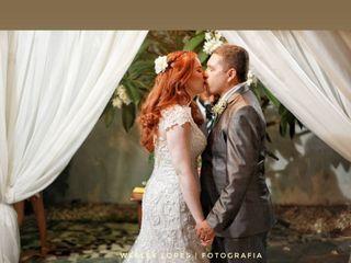 O casamento de Priscilla e Roberto  1