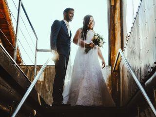 O casamento de Débora e Thiago